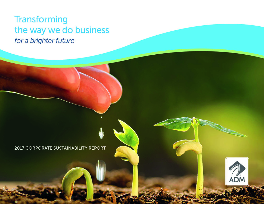 The ADM Corporate Sustainability Report